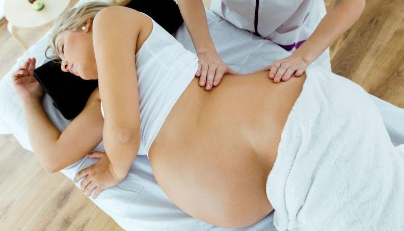 Descubra como massagens na gestação podem te beneficiar