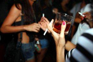 As mulheres estão bebendo cada vez mais